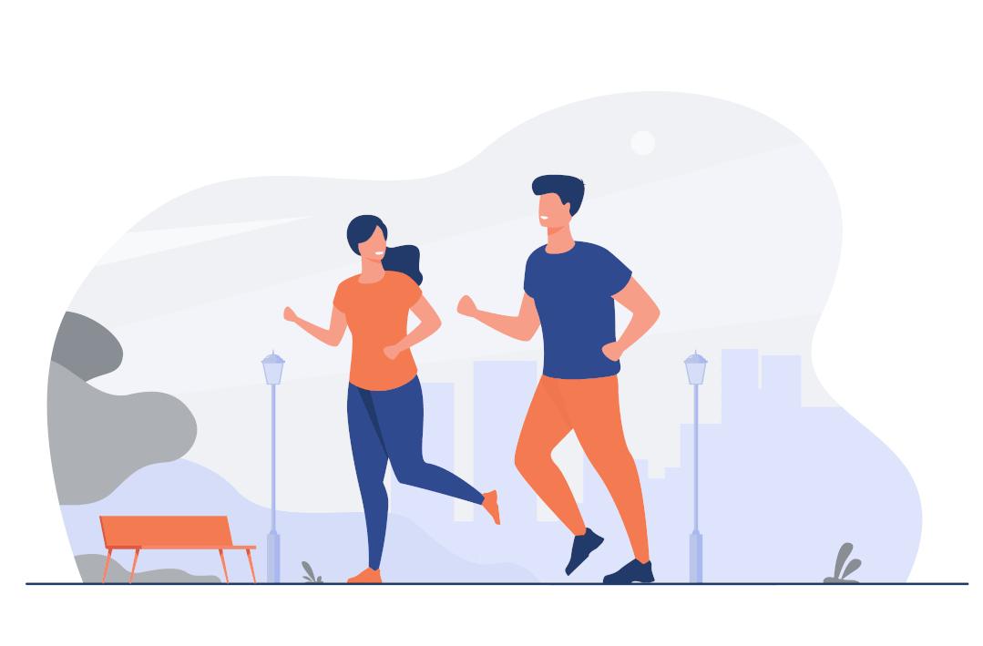 illustration-deux-personnes-jogging